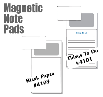 West usa realty magnetic note pads add your business card 50 sheets per pad sizes 35 x 45 product size 35 x 625 mails for 1 ounce with punch out magnet reheart Images